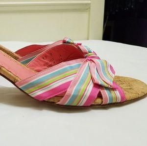 Coach shoes slides